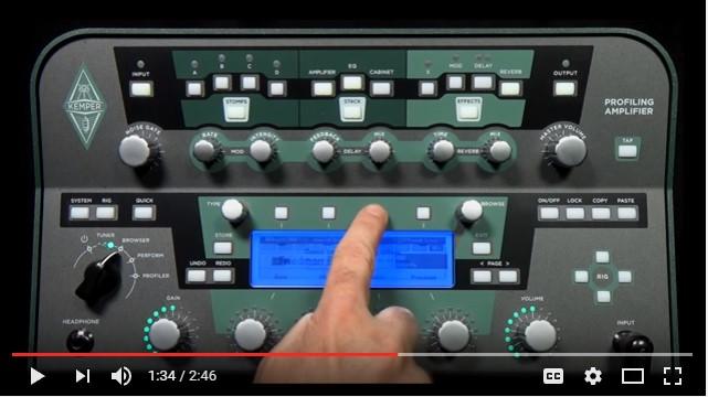 Cab Simulator – The Kemper Profiler and Celestion IRs