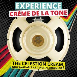 New Celestion Cream IR – Experience Crème de la Tone