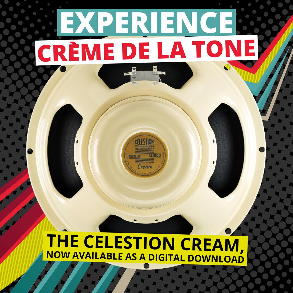 Alnico Cream, Celestion IRs