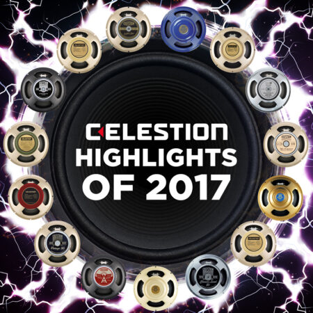 Celestion IRs, impulse response highlights of 2017