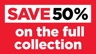 Save <strong>50%</strong> on Collections vs Single Cabinets