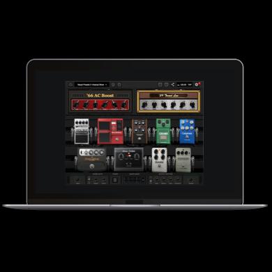 bias fx standard guitar effects processing software. Black Bedroom Furniture Sets. Home Design Ideas