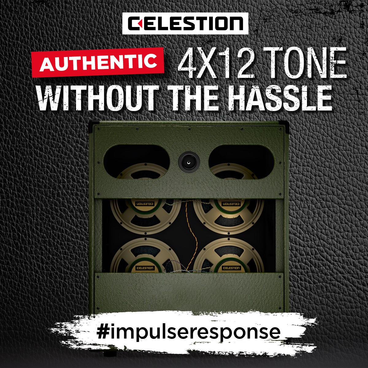 4×12 Impulse Responses – Authentic Tone Without the Hassle