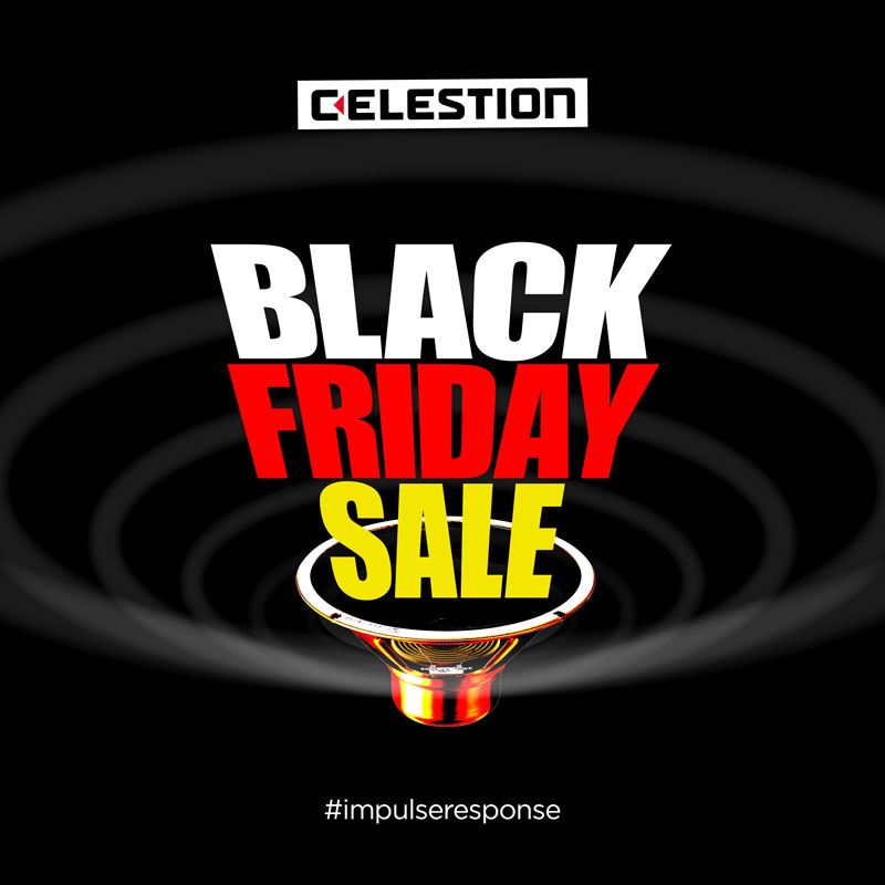 celestion speaker irs don t miss our black friday deals. Black Bedroom Furniture Sets. Home Design Ideas