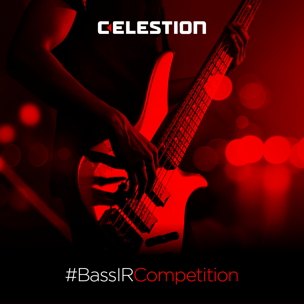 Bass IR Competition!