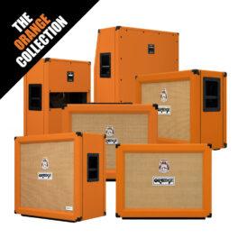 Orange Amps Impulse Response Collection