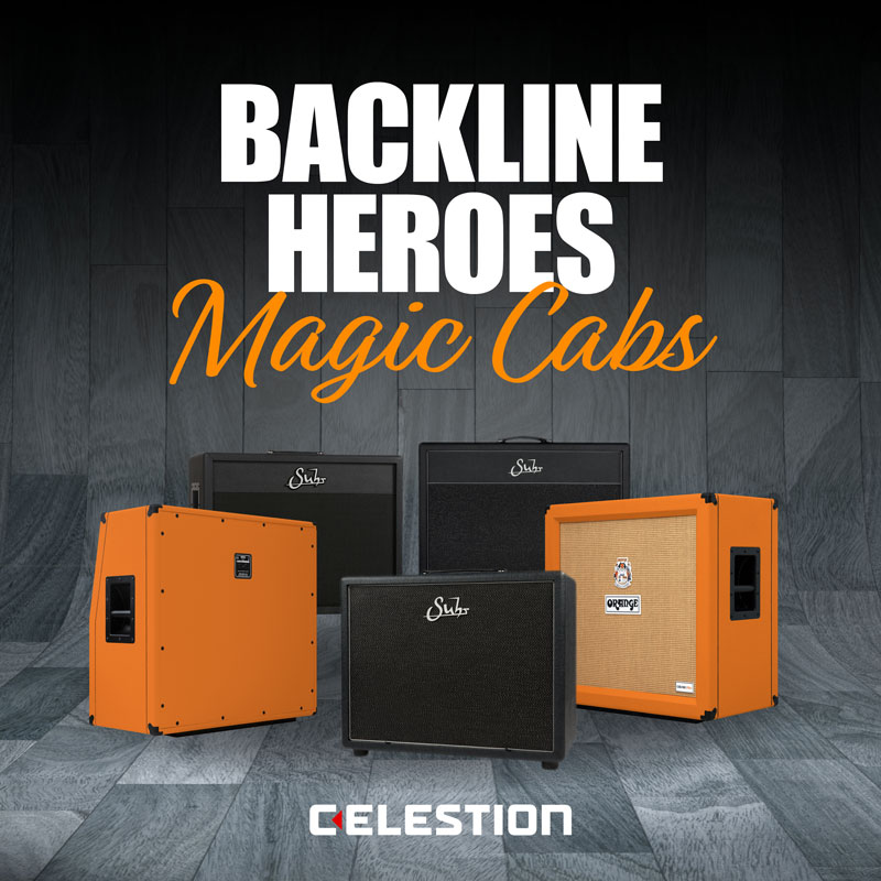 Andi Picker Explores The Magic Cabs of Our Backline Heroes Range