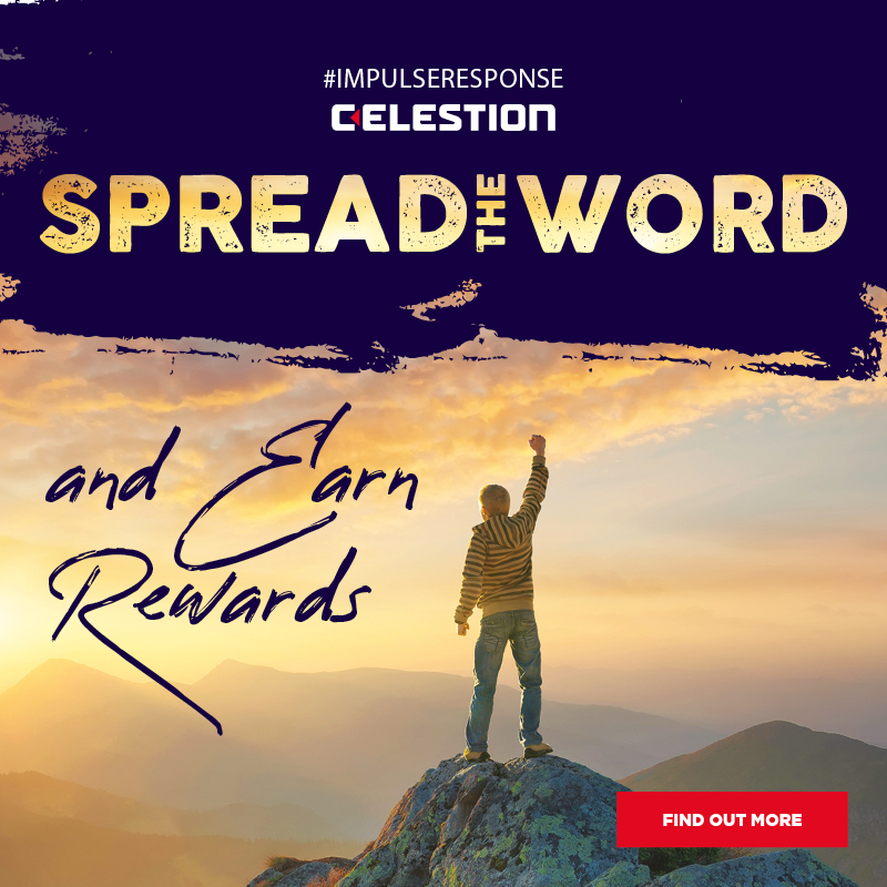 Earn from Your Content – Become an Official Celestion Affiliate!