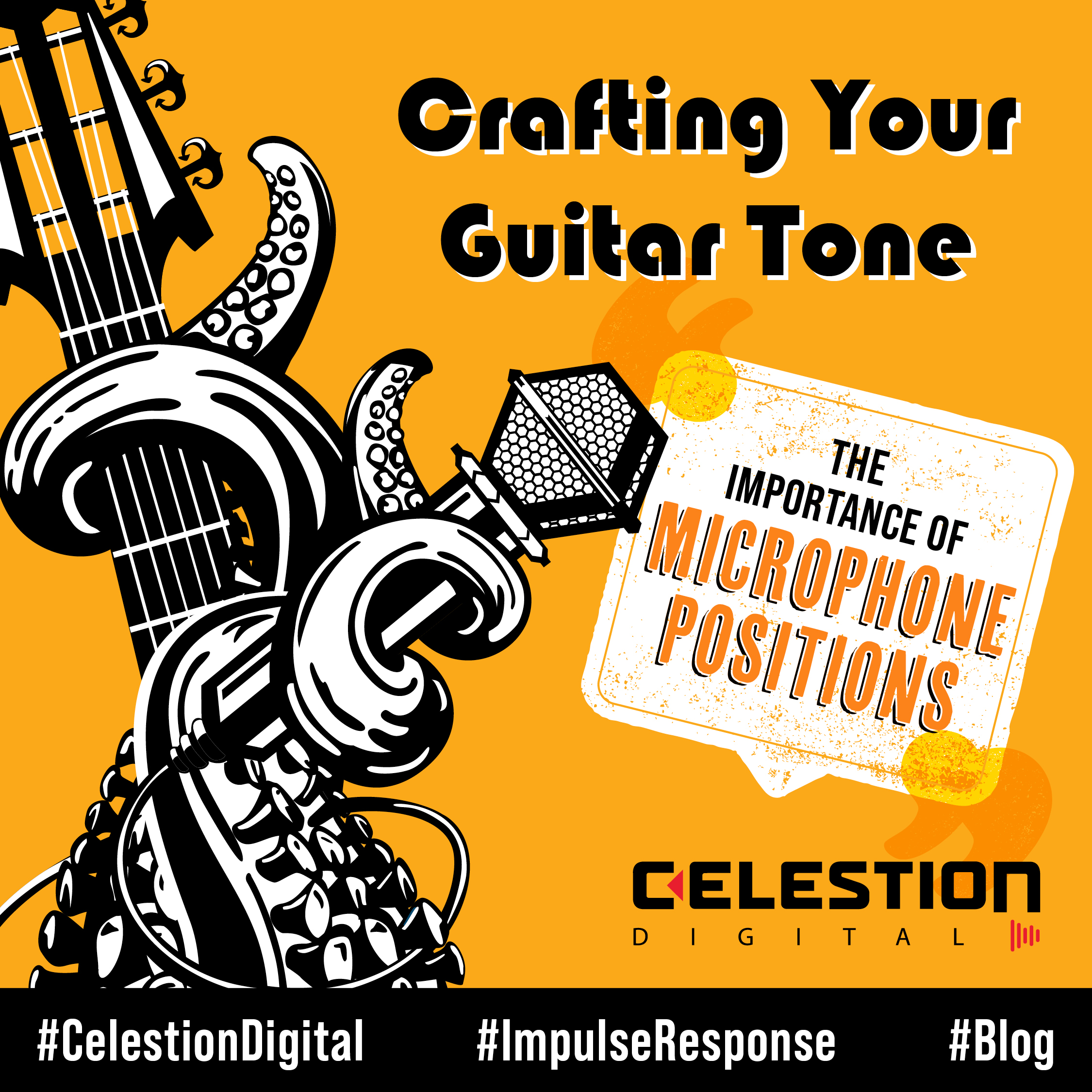 Celestion Guitar Speaker Response